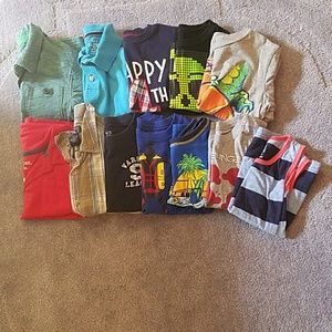 Other - Size 4T boy Shirt Bundle